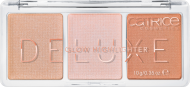 Хайлайтер CATRICE 3 В 1 Deluxe Glow Highlighter 010 The Glowrious Three: фото