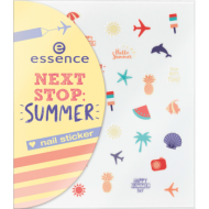 Наклейки для ногтей Next stop: summer Еssence 01: фото