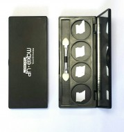 Футляр для теней MAKE-UP-SECRET, 2 гр. (на 4 цвета): фото
