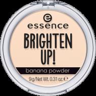 Пудра компактная Essence Brighten up! banana powder 10 bababanana: фото