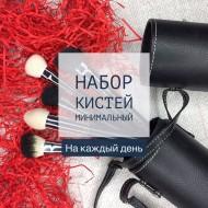 Набор кистей для ежедневного макияжа: фото
