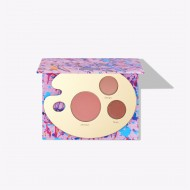 Палетка для макияжа глаз и лица Tarte paint pretty eye and cheek palette: фото