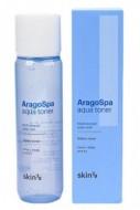 Тонер для лица с гиалуроновой кислотой SKIN79 Aragospa aqua toner 180 мл.: фото
