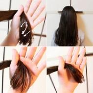 Сыворотка-бальзам для посеченных кончиков волос LA'DOR Keratin power glue 15г