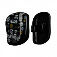 Расческа TANGLE TEEZER Compact Styler Star Wars Iconic черный: фото