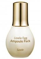 Маска-сыворотка для лица яичная Lioele Egg Ampoule Pack 60г: фото