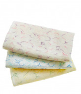 Мочалка для душа Sungbo Cleamy (28х95) Heart Shower Towel 1шт: фото