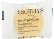 Ароматизированное мыло для тела Sothys Soap Lemon&Petitgrain Escape 20г: фото
