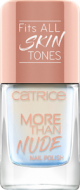 Лак для ногтей CATRICE More Than Nude Nail Polish 01 MILK IT SHINE: фото