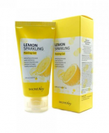 Гель-пилинг с экстрактом лимона SECRET KEY Lemon Sparkling Peeling Gel 120мл: фото
